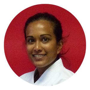 Meela Gunawardena sensei